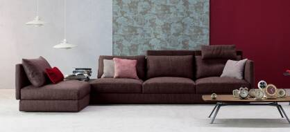 Sofa modułowa All-Two Bonaldo od 3167 euro