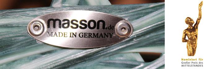 Masson - niemiecka jakość