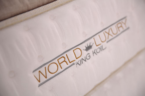 King Koil - world of luxery